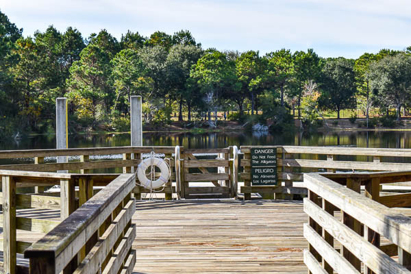 dock at jarvis lake hilton head sc