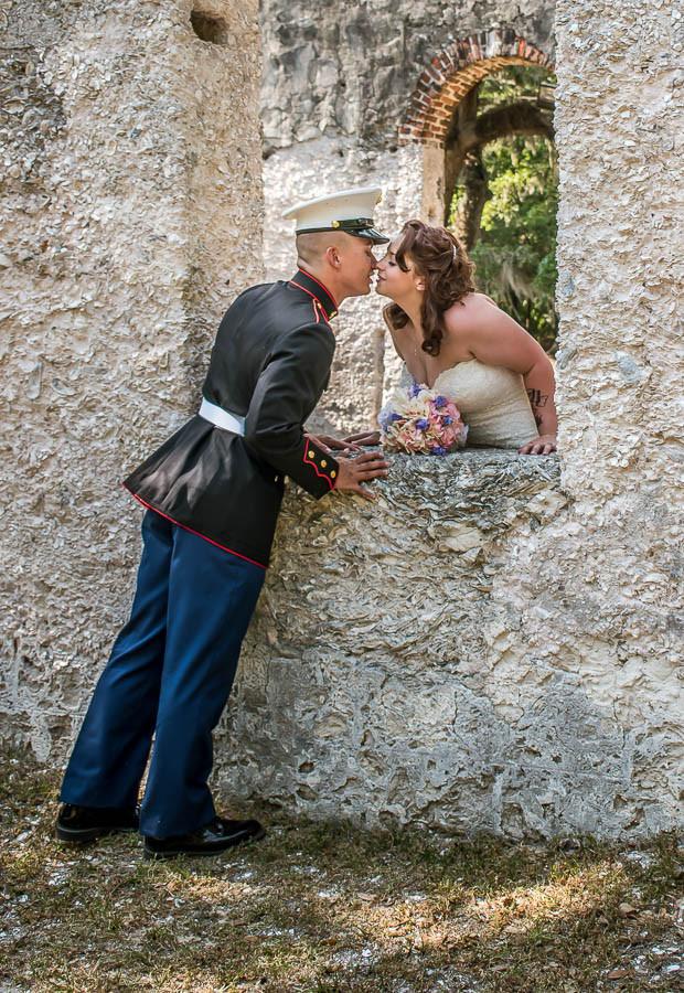 romantic historic elopement
