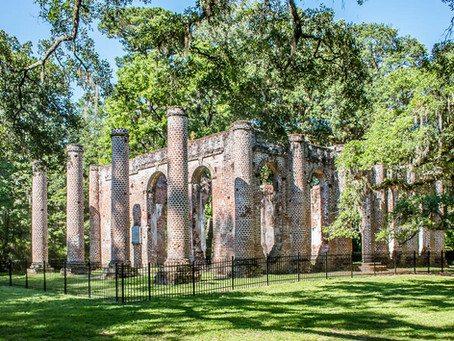Old Shelton Church Ruins Update Summer 2019