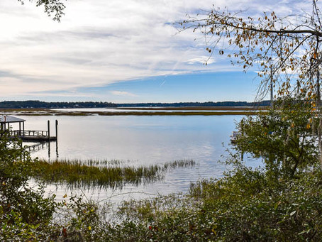 4 Secluded Parks with Stunning Views in Beaufort County SC