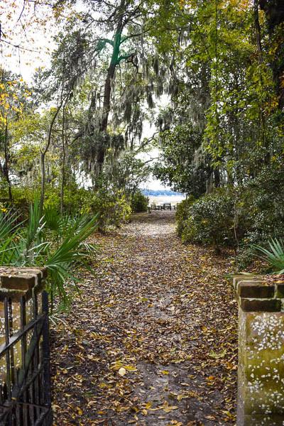 path to pocket park bluffton sc