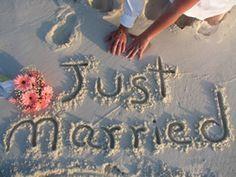beach wedding photos and advise