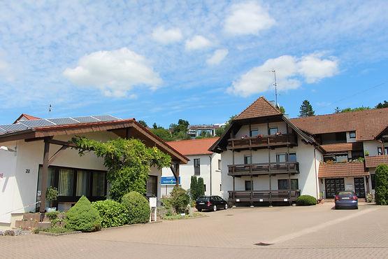 Hypnosezentrum im Taubertal, Würzburger Straße 23, Zum Block, Tauberbischofsheim