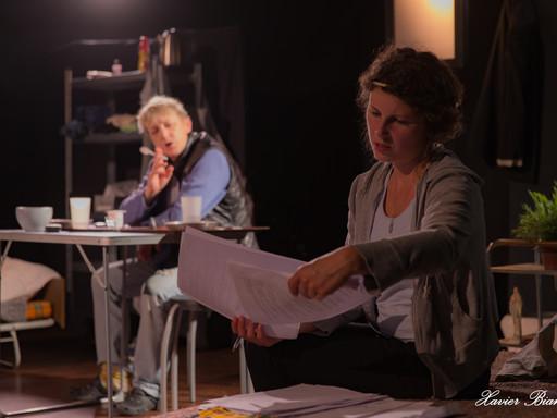 Sha Mat pour le théâtre, en collaboration avec la compagnie Au Bonheur des Mots