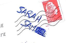 SARAH ET SAM.JPG
