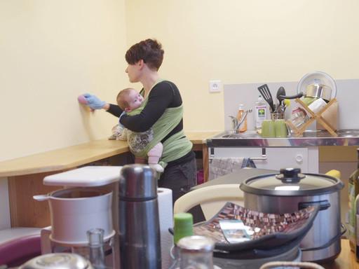 Le Soin des Femmes : grand ménage et fin de tournage