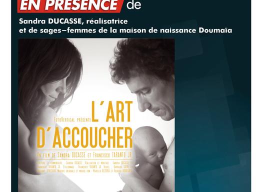 """Séance spéciale Doumaïa le 3 juin à Castres : premiers extraits de """"Voies d'Echo"""" de L"""