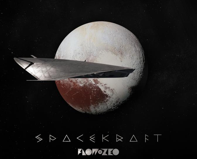Flow & Zeo - Spacecraft - KTRLP007