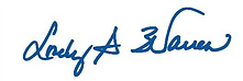 L. Warren Signature_for message from the