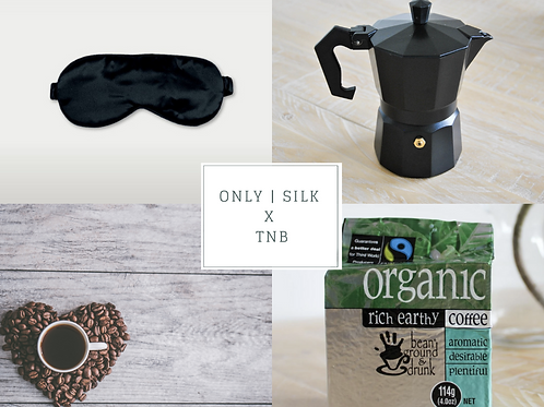 only | silk x tnb - awaken your senses