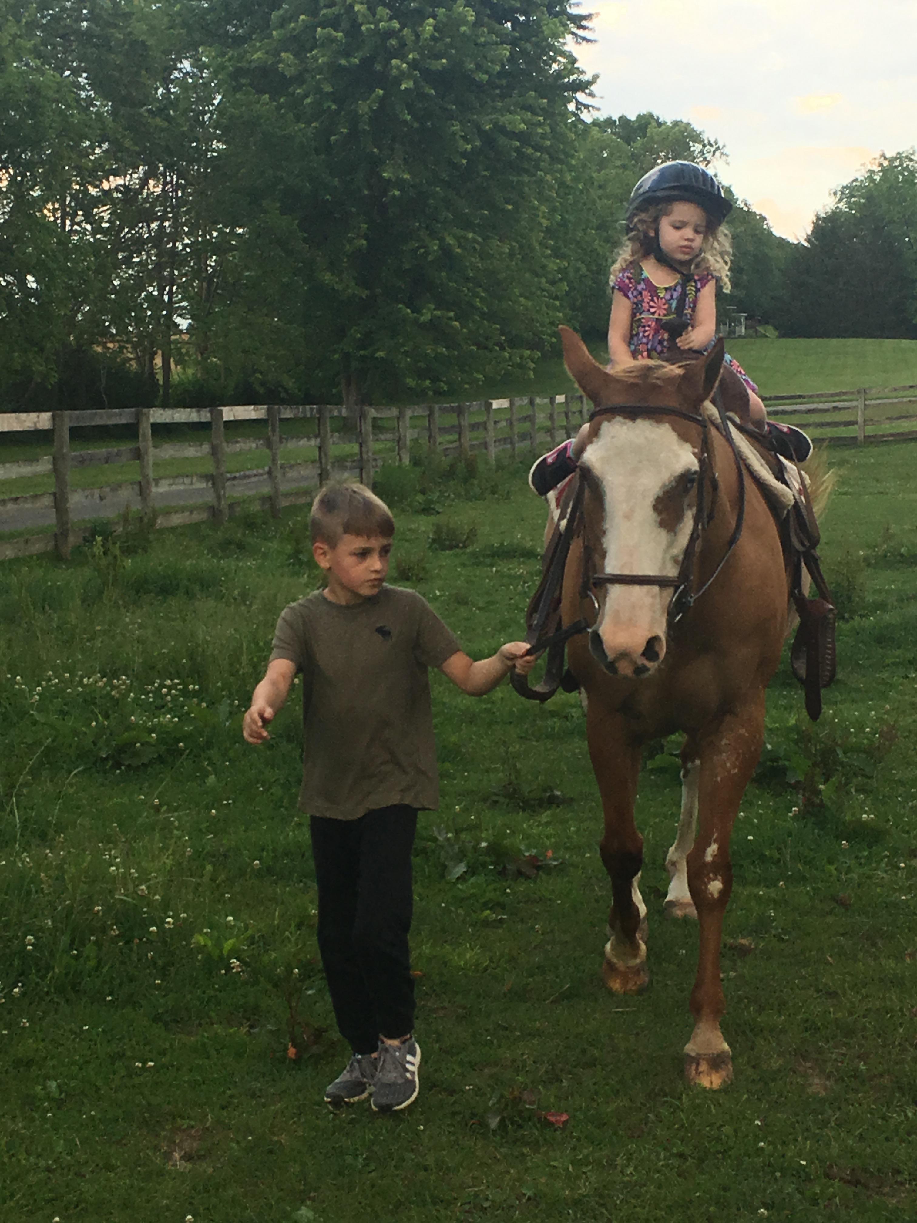 Tucker Pony Rides