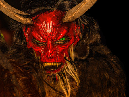 Christmas Monsters: Krampus and His Cranky Cousins