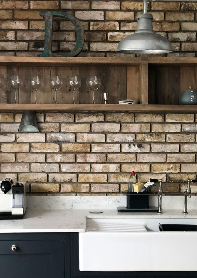 Kitchen rennovation, St. Albans