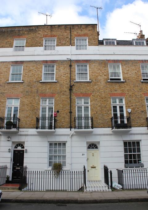 Grade 2 Listed Terrace, Chelsea