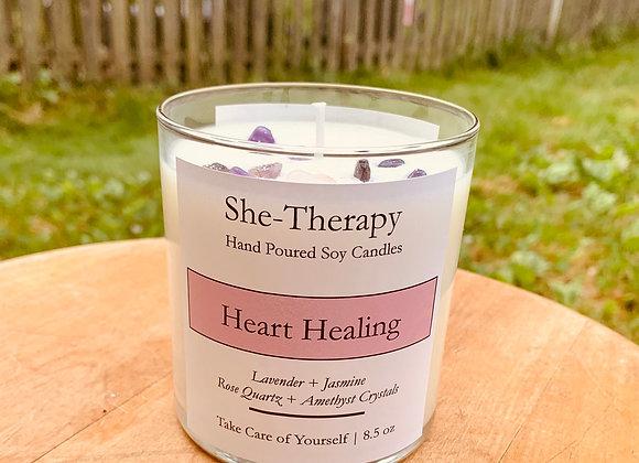 Heart Healing Candle