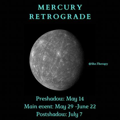 Mercury Rx in Gemini 💭