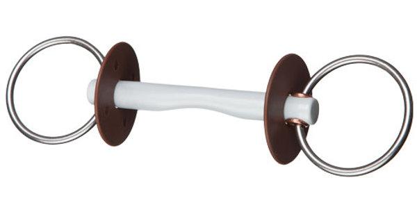 Beris Snaffle Comfort, 7,5 cm ringar