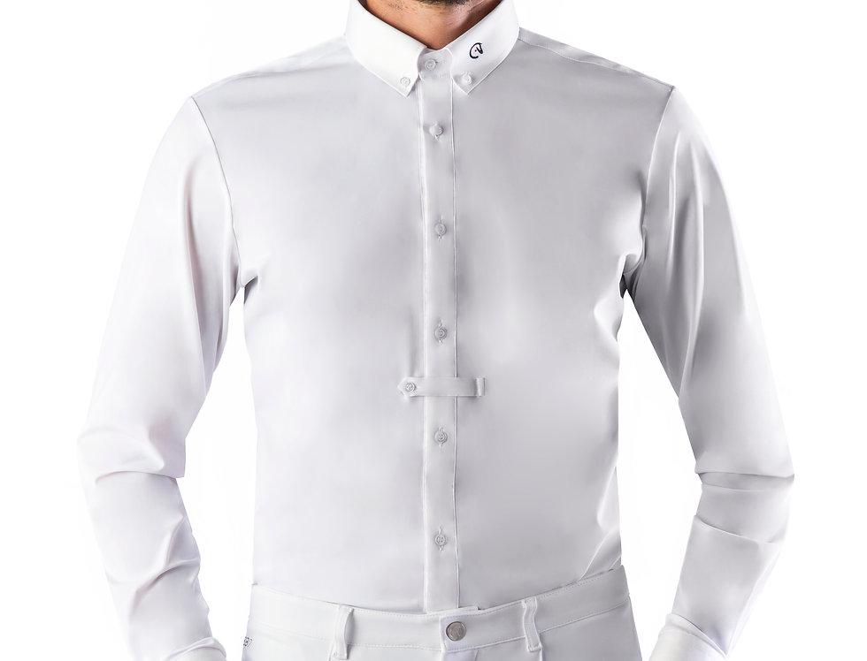 Ego7 Tävlingsskjorta Man Vit