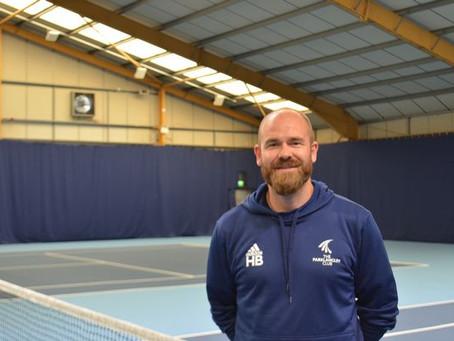 Raducanu's Mini Tennis Coach Interviewed