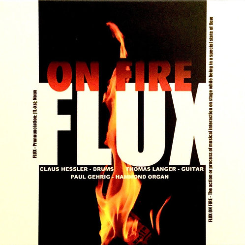 FLUX on FIRE Paul Gehrig, Claus Hessler, Thomas Langer
