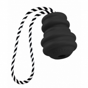 Multipet™ GoRRRRilla® With Rope Rubber Dog Toy