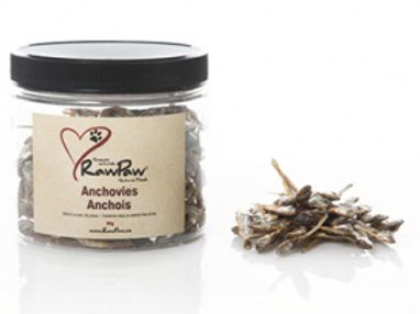 RAWPAW® DEHYDRATED ANCHOVIES 85 GM