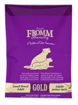 Fromm® Gold Small Breed Adult Dry Dog Food