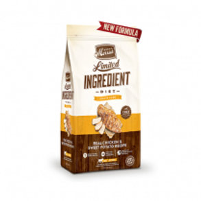 MERRICK® LIMITED INGREDIENT DIET GRAIN FREE REAL CHICKEN & SWEET POTATO DRY DOG