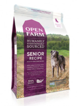 Open Farm® Senior Dry Dog Food