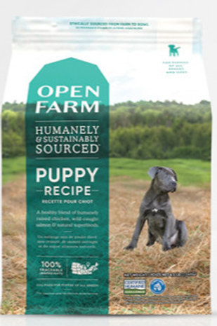 Open Farm® Puppy Dry Dog Food