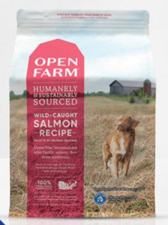 Open Farm® Wild-Caught Salmon Dry Dog Food