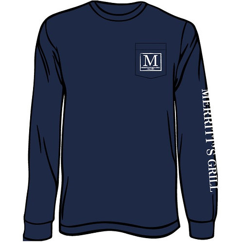copy of Merritt's Grill Argyle Pig (Long Sleeve)