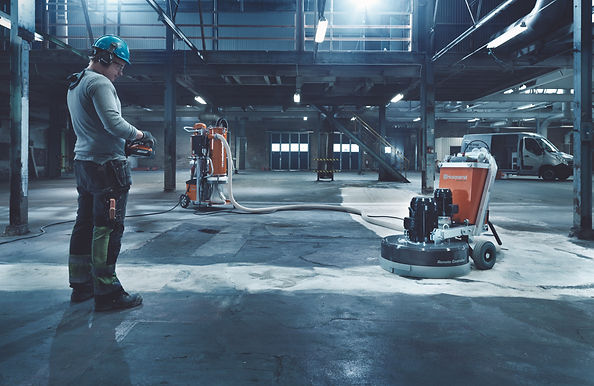 Q&A with Product Managers: Concrete Grinding and Dust Management