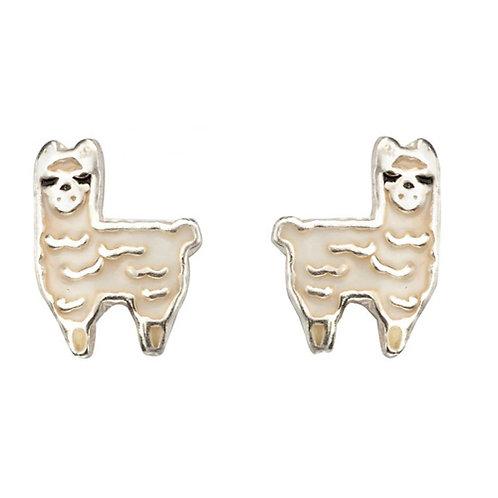 Llama Earrings - A2045W
