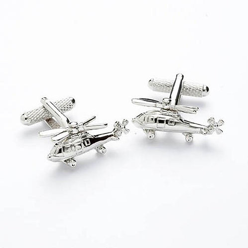 Helicopter Cufflinks - CK207