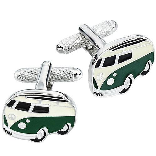 VW Camper Van Cufflinks - CK1107