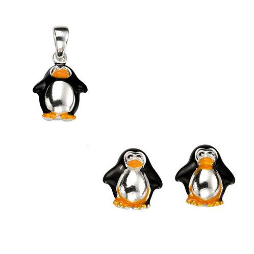 Penguin Gift Set - P4483 - E5418 - SET