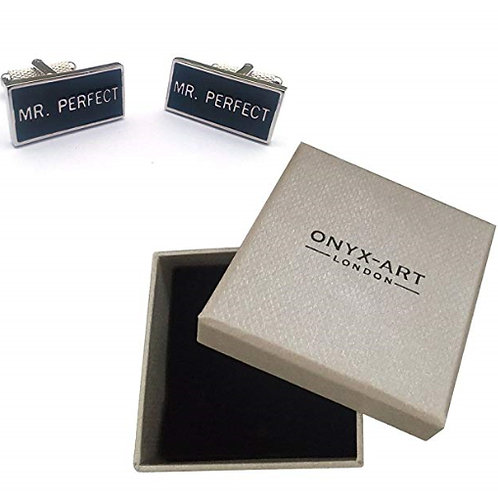 Mr Perfect Cufflinks - CK932