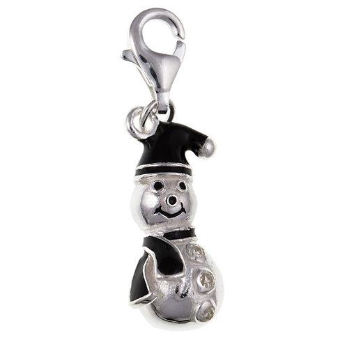 Snowman Charm - BU2286