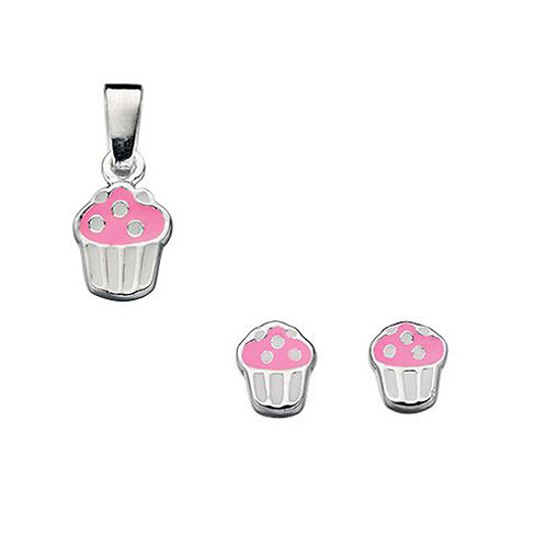 Cupcake Gift Set - P3691 - E4348 - SET