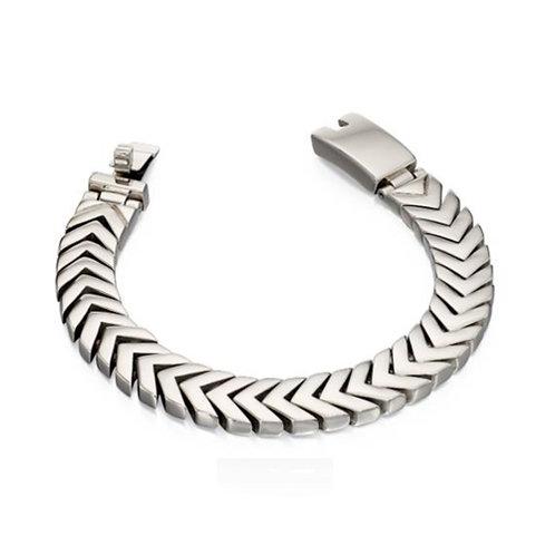 Fred Bennett Stainless Steel Bracelet - B4996