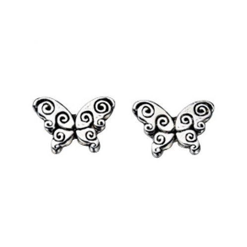 Butterfly Stud Earrings - A894