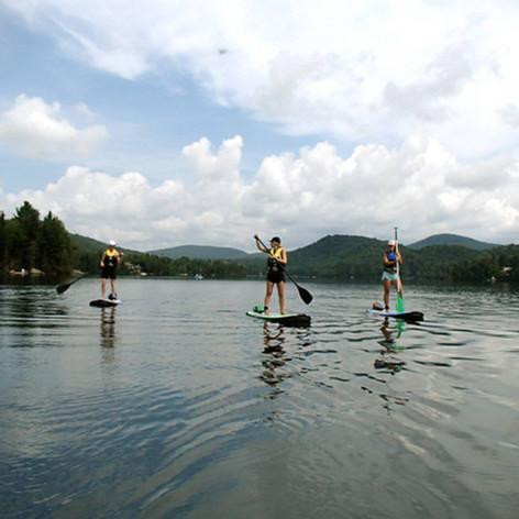 Location de kayaks, canoes, paddleboads