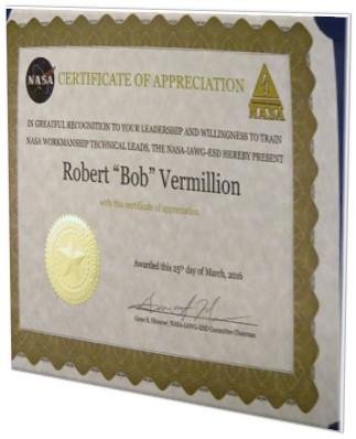 2016.NASA.AwardESDTraining
