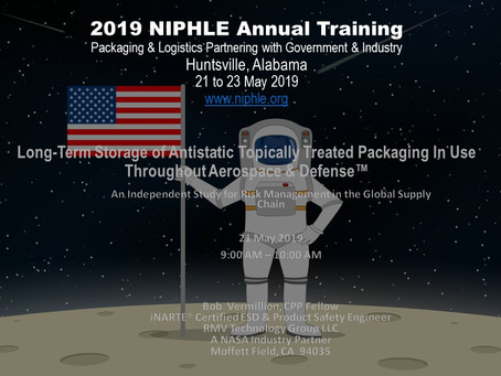 2019 Annual NIPHLE Training, Huntsville, Alabama - You will not want to miss this event!