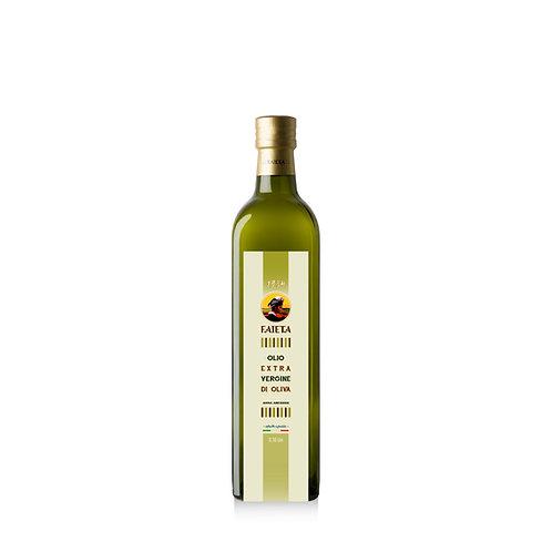 Bottiglia di olio extravergine di oliva 0,25 litri