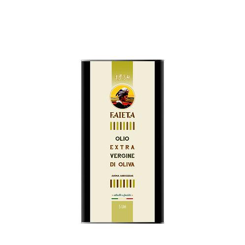 Lattina da 3 litri di Olio extravergine di oliva