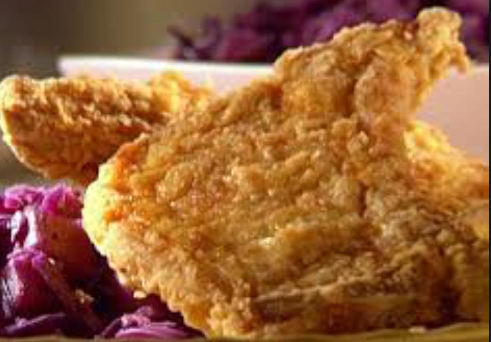 Quincy pork chop