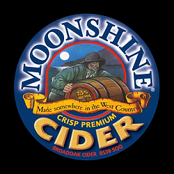 Broadoak Moonshine cider