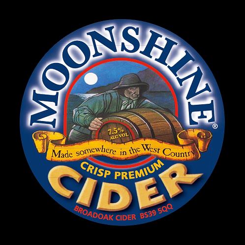 Broadoak Moonshine Cider Bag-in-Box